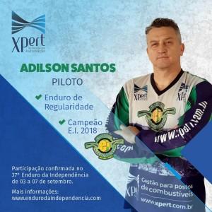 ADILSON RIBEIRO DOS SANTOS
